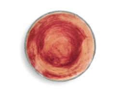 Assiett-Rustik-Rostfargad-Super-hardplast-Rosso-21-cm