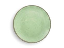 Assiett-Rustik-Mintgron-Super-hardplast-Verde-21-cm